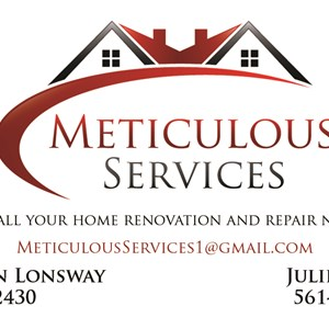 Meticulous Services Cover Photo