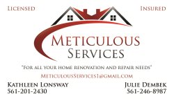 Meticulous Services Logo