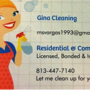 Gina Cleaning Service LLC Cover Photo