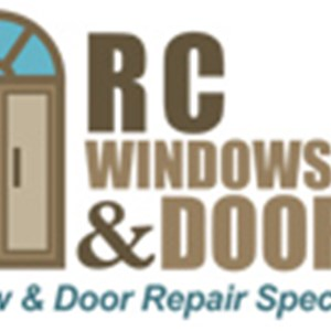 R C Windows & Doors Logo