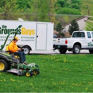 The Grounds Guys of Southington Logo