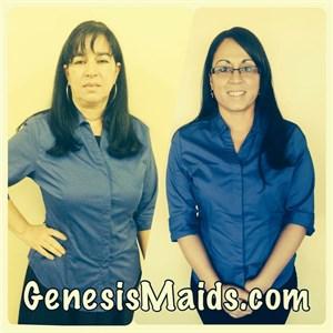 Genesis Maid Services Corp Logo