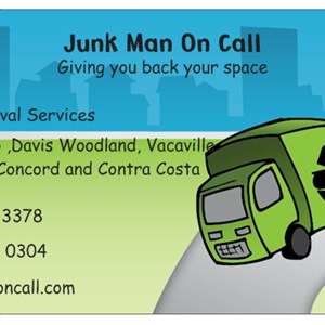 Junk Man On Call Cover Photo