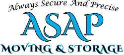 Asap Moving & Storage Logo