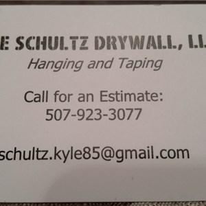 Kyle Schultz Drywall LLC Cover Photo