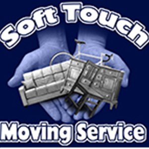 Soft Touch Moving Service Logo