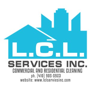 L.C.L. Services, Inc.  - Cleaning and Janitorial Logo