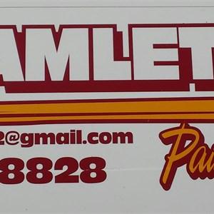 E Hamlett Painting Service LLC Logo