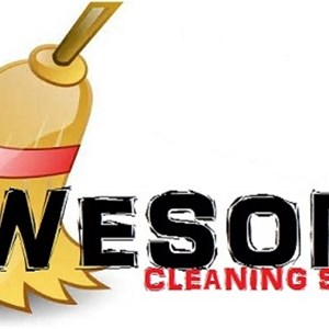 Awesome1 Cleaning Services Logo