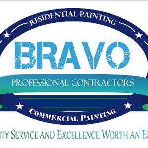 Bravo Professional Contractors Logo