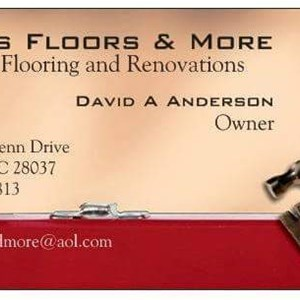 Dave Andersons Floors and More Logo