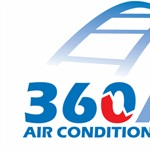 360 AIR Conditioning Logo