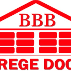 BBB GARAGE DOORS iNC Logo