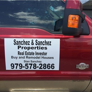 Sanchez And Sanchez Properties Logo