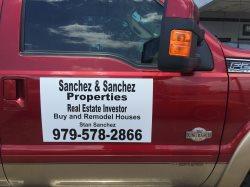 Sanchez And Sanchez Properties Logo