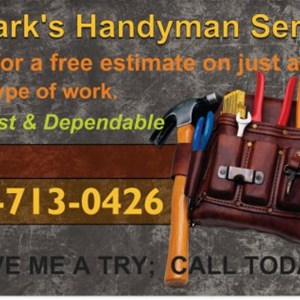 T Clarks Handyman Servicess Logo