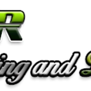 CR Paving and Landscaping Logo