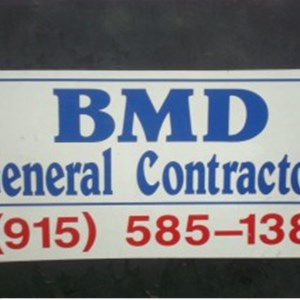 Bmd General Contractors LLC Logo