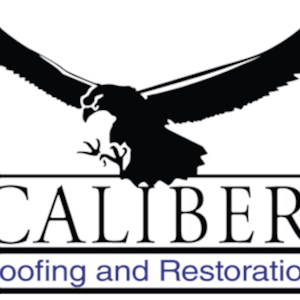 Caliber Roofing and Restoration Logo