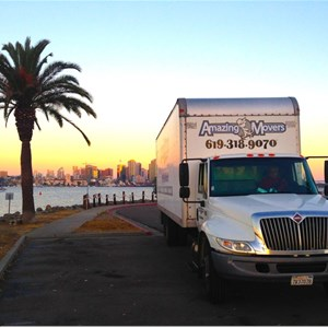 Amazing Movers Cover Photo