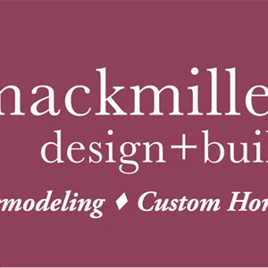 mackmiller design+build Logo