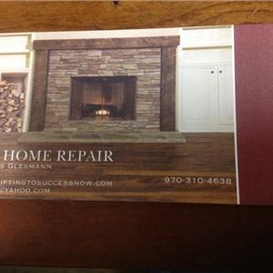 DG Home Repair Logo