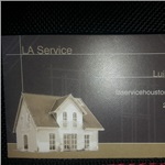 L.a Contracting Services Logo