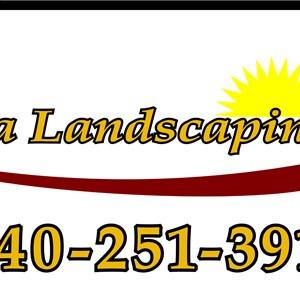 Rea Landscaping Logo