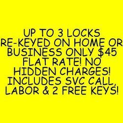A Better Cheaper Locksmith Logo
