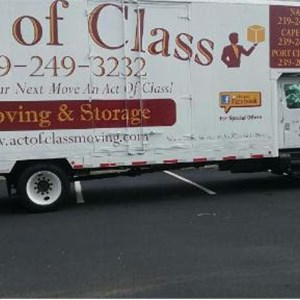 Act Of Class Moving & Storage Cover Photo