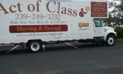 Act Of Class Moving & Storage Logo