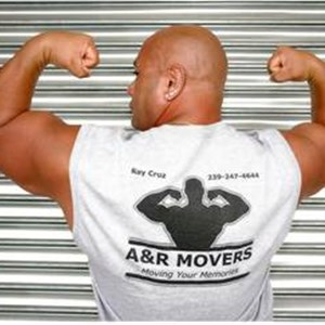 A & R Movers Logo