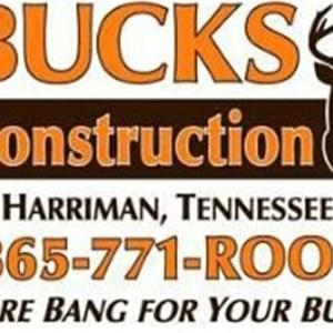 Bucks Construction Logo