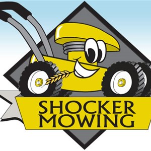 Shocker Mowing Cover Photo