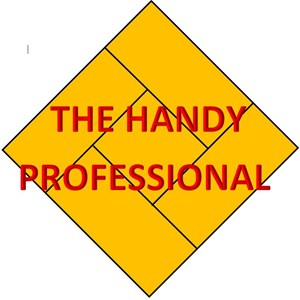 The Handy Professional Logo