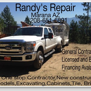 Randys Repair Cover Photo