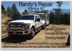 Randys Repair Logo