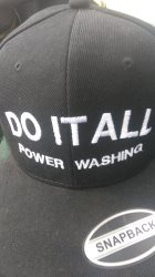 Do It All Powerwashing Logo