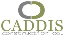 Caddis Construction Co. Logo