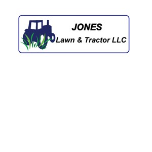 Jones Lawn & Tractor LLC Logo