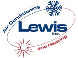 Lewis air Conditioning and Heating Inc. Logo