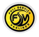 Full Servcie Van Lines Logo
