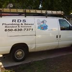Rds Plumbing And Sewer Logo