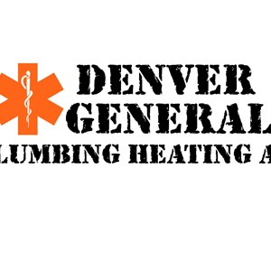 Denver General Plumbing Heating Air Logo