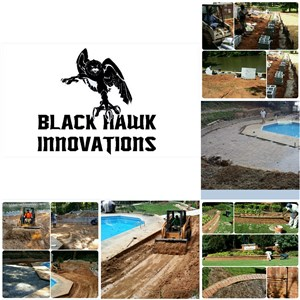 Black Hawk Innovations Llc. Logo