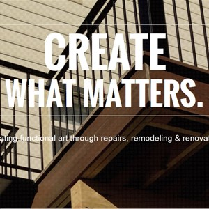 Create What Matters Logo