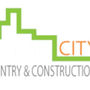 Capital City Carpentry & Construction Logo