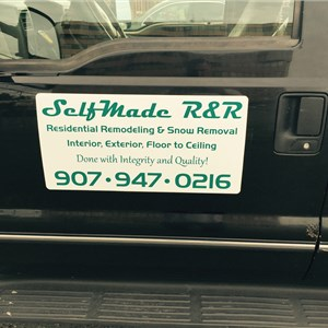 Automatic Garage Door Repair Services Logo