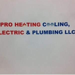 Pro Heating Cooling, Electric and Plumbing LLC Logo