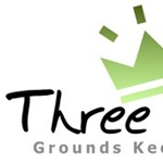 Three Kings Grounds Keeping Logo